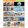 GLOBAL WARMING CHART SIZE 55 X 70 CMS - Indian Book Depot (Map House)