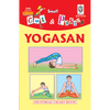 Cut and paste book of YOGASAN - Indian Book Depot (Map House)