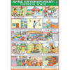 SAVE ENVIRONMENT CHART SIZE 70 X 100 CMS - Indian Book Depot (Map House)