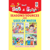 Cut and paste book of SEASONS/SOURCES AND USES OF WATER - Indian Book Depot (Map House)