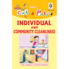Cut and paste book of INDIVIDUAL AND COMMUNITY CLEANLINESS - Indian Book Depot (Map House)
