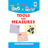 Cut and paste book of TOOLS AND MEASURES - Indian Book Depot (Map House)