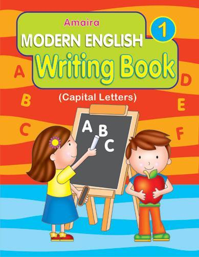 AMAIRA MODERN ENGLISH WRITING 1 - Indian Book Depot (Map House)