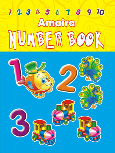 AMAIRA NUMBER BOOK