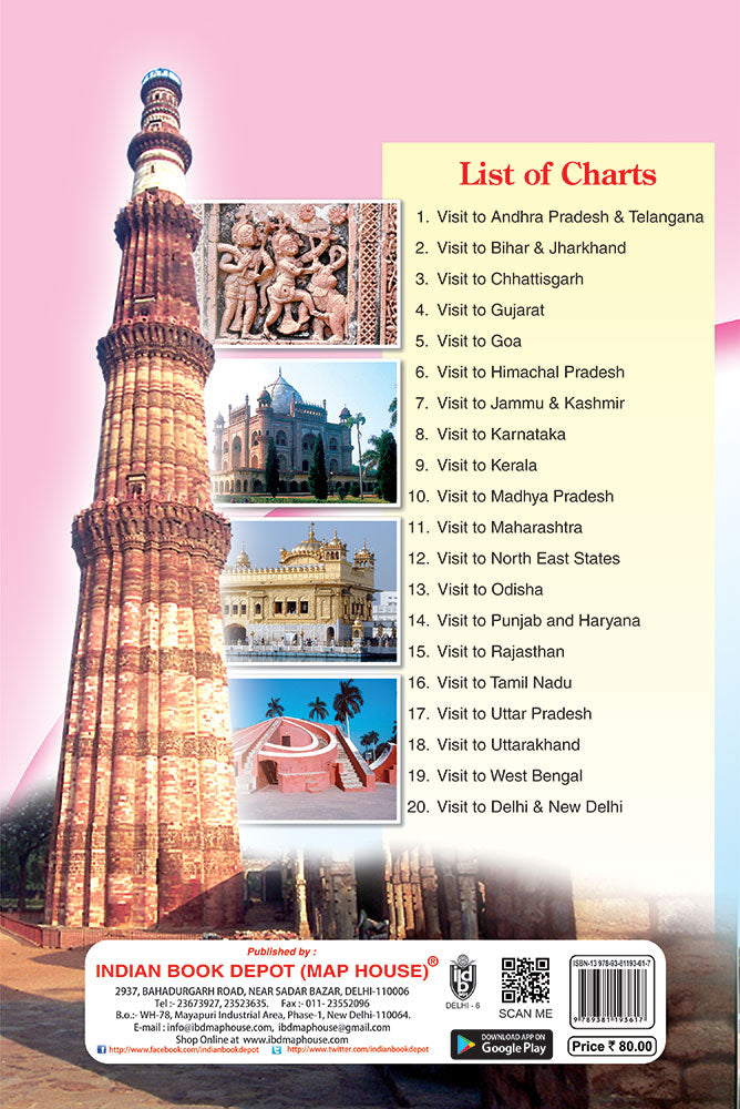 Visit to India Pictorial Tourist Places