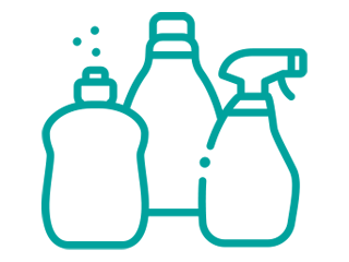 product bottles icon