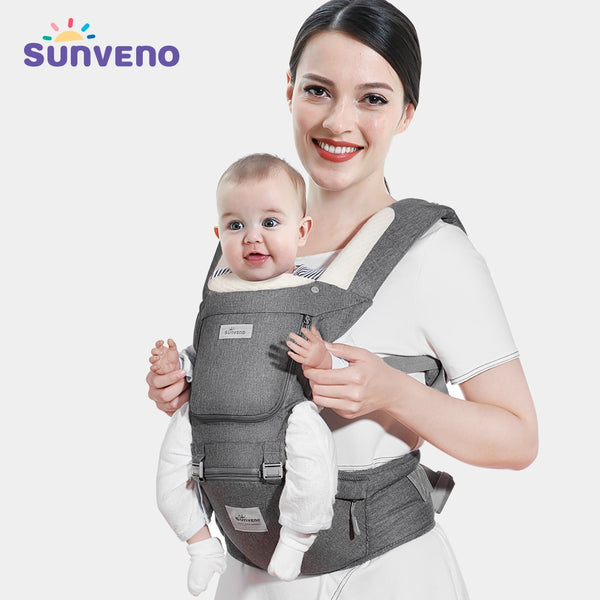 Sunveno Baby Carrier/Backpack for Newborns.