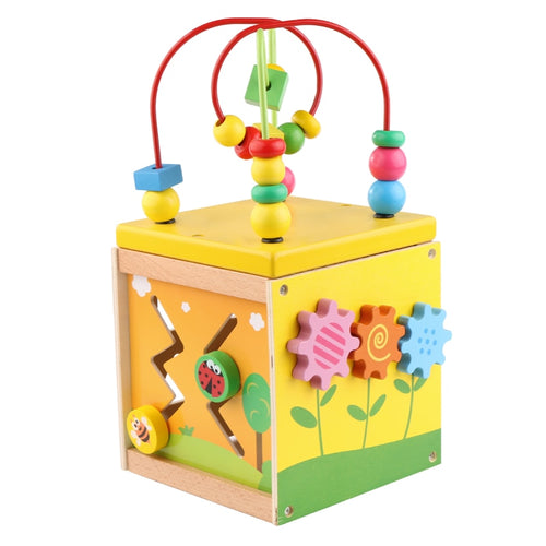 multifunctional activity cube