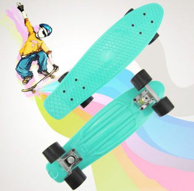 22 inch Mini Cruiser Complete Skateboard