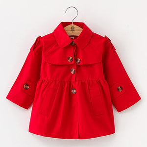 Autumn jackets for girls, different fashion designs