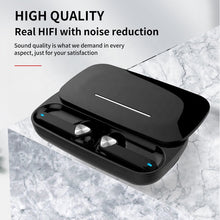 Load image into Gallery viewer, BE36 Wireless Bluetooth 5.0 Earphone Touch Control Auto Pairing Slide Charging Box TWS Mini Earbuds For iPhone xiaomi huawei i9s