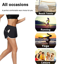 Load image into Gallery viewer, Popular workout shorts with liner pockets for women