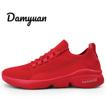Load image into Gallery viewer, Damyuan 2020 Men's Shoes Sneakers Flats Sport Footwear Men Women Couple Shoes New Fashion Lovers Shoes Casual Lightweight Shoes