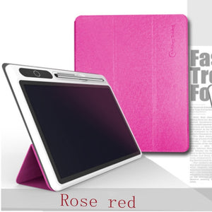 10 inch LCD Business Writing Tablet Portable Electronic Drawing Board One-Click clear Tablet Handwriting Notepad Remind Message