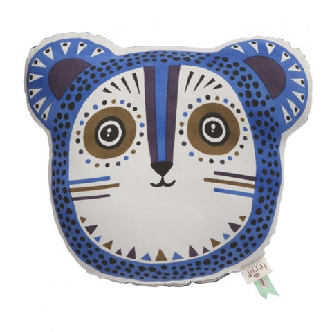 Ferm Living - Billy Bear - Blue - vivalatoys.com