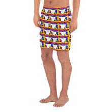 Load image into Gallery viewer, KidKidz Men's Athletic Long Shorts