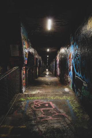 Krog Street Tunnel - J. Thomas Photography
