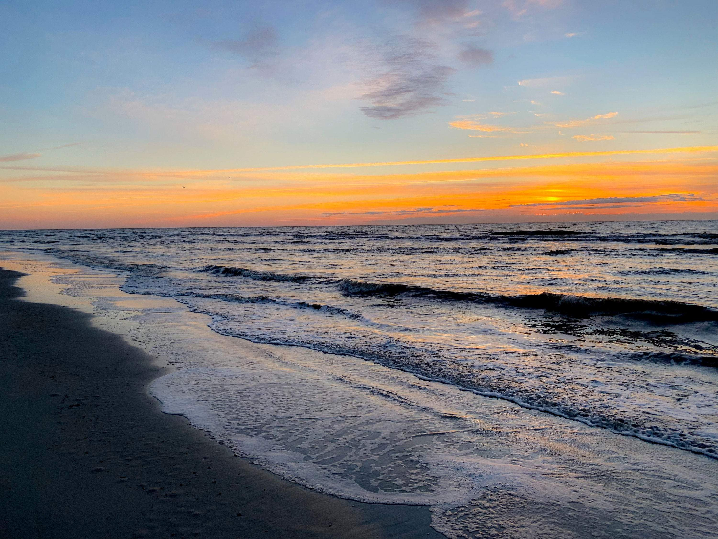 South Carolina Sunrise - J. Thomas Photography