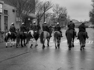 Atlanta Police Department Mounted Police - J. Thomas Photography