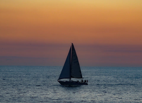 Sunset Sailing - J. Thomas Photography