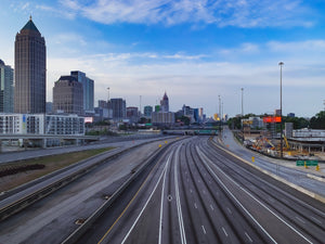 The Downtown Connector (circa March 2020) - J. Thomas Photography
