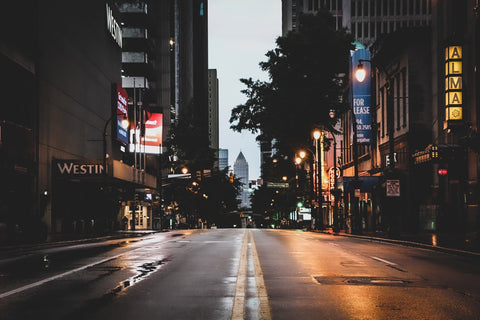 Peace On Peachtree - J. Thomas Photography