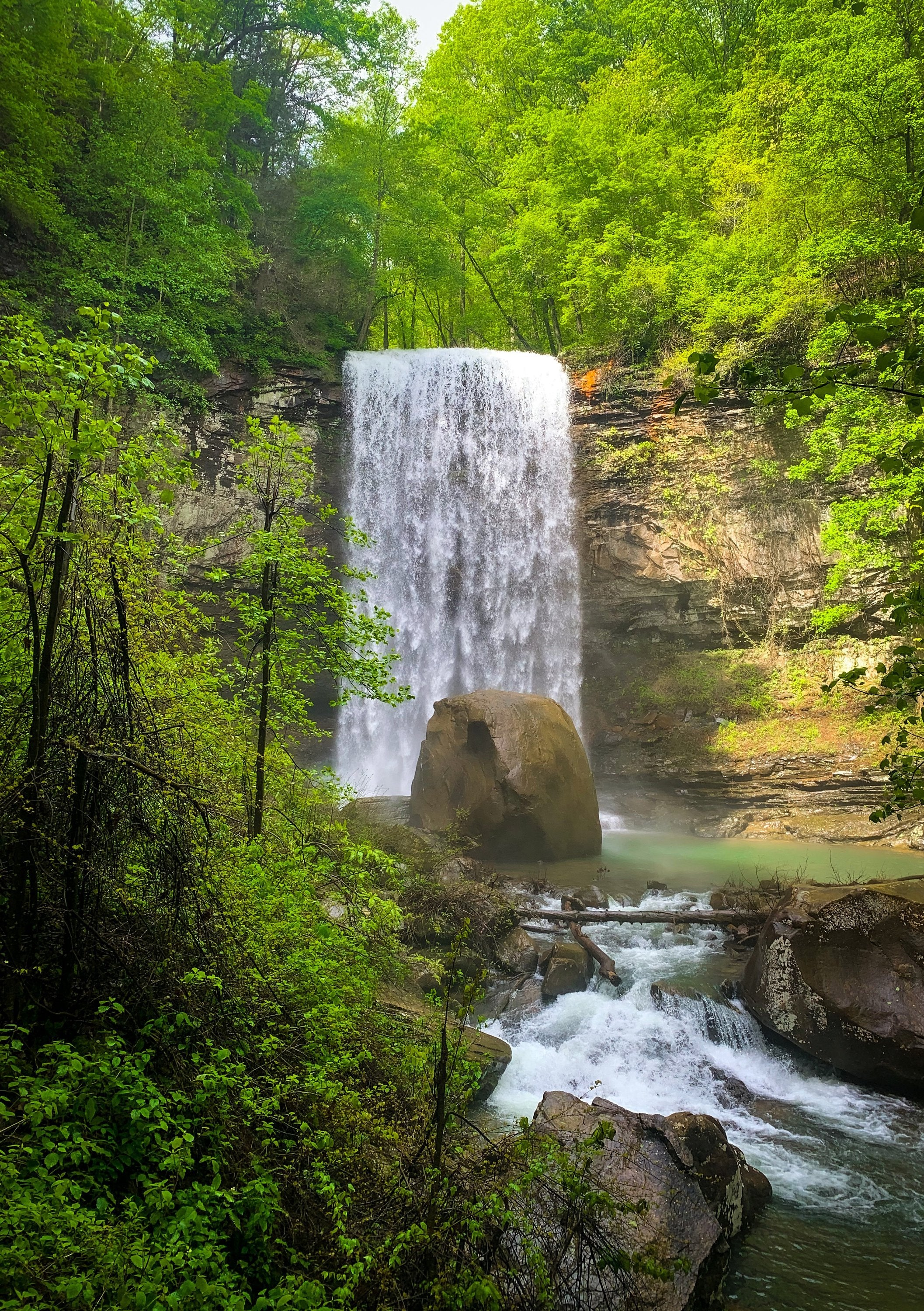 Chasing Waterfalls - J. Thomas Photography