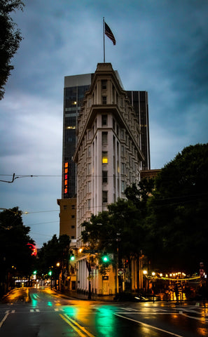 The Flat Iron Building - J. Thomas Photography