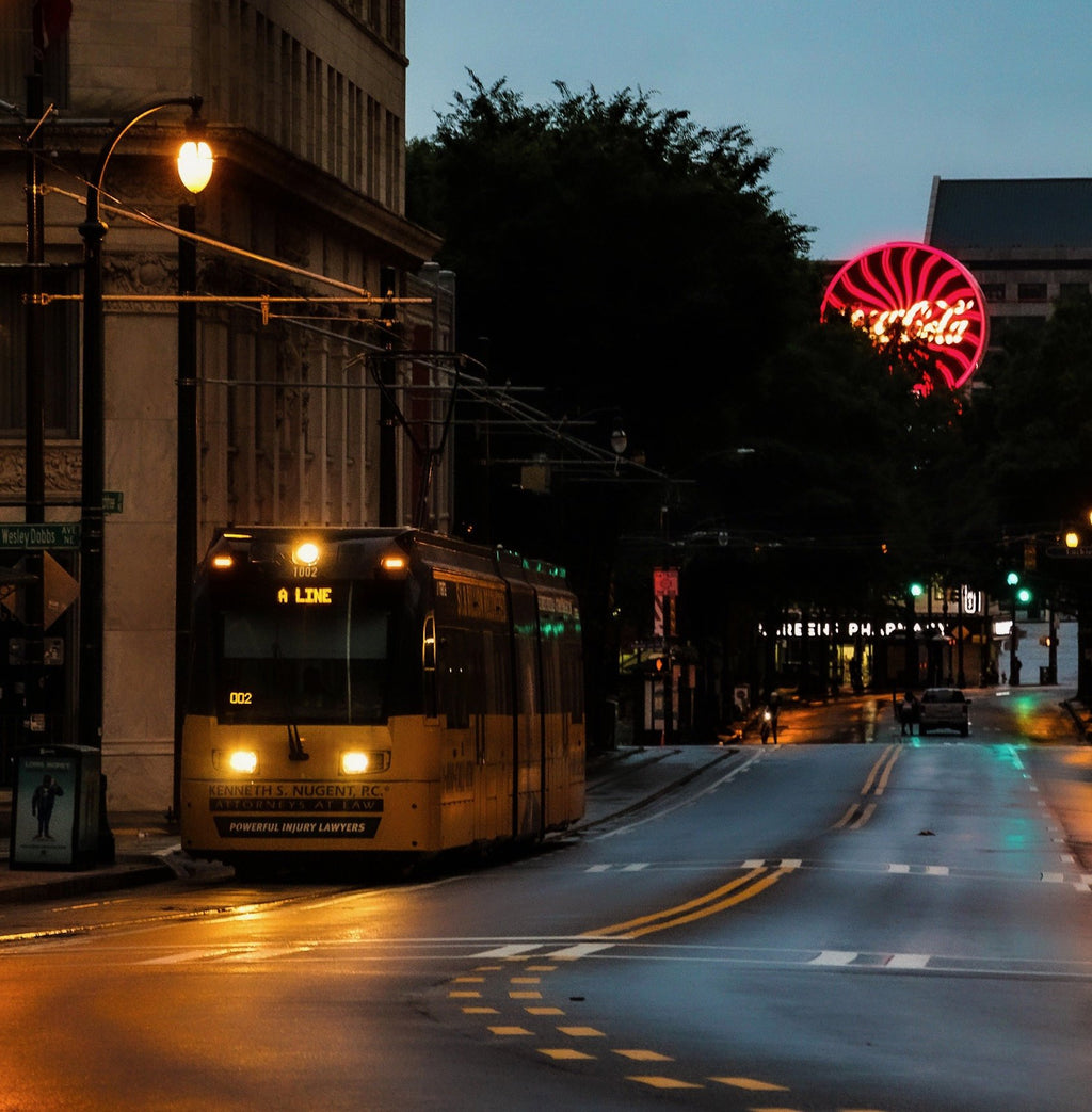 Peachtree Streetcar - J. Thomas Photography
