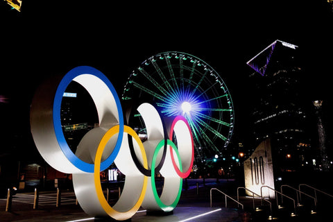 Centennial Olympic Park Nights - J. Thomas Photography