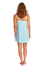 Babydoll Sleep Dress- Seafoam - After Sunset