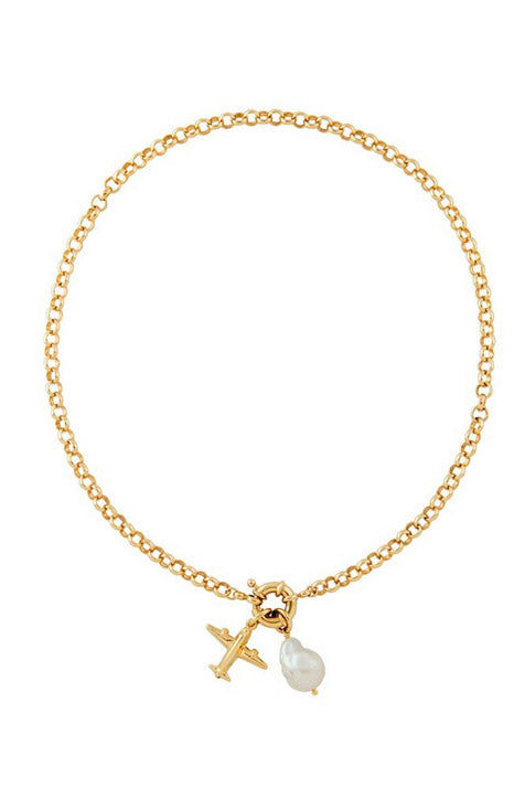 Martha Calvo Jetsetter Necklace