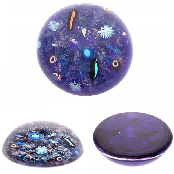 Fused Glass Paperweight- Universe Series