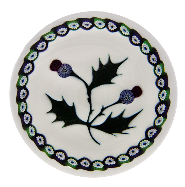 Caithness Glass - Thistle