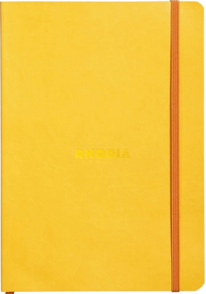 Rhodiarama Lined 6 X 8 1/4 Softcover Journal