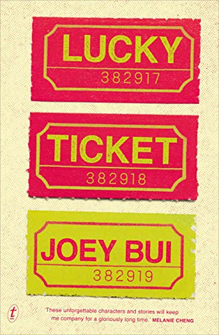 Lucky Ticket by Joey Bui
