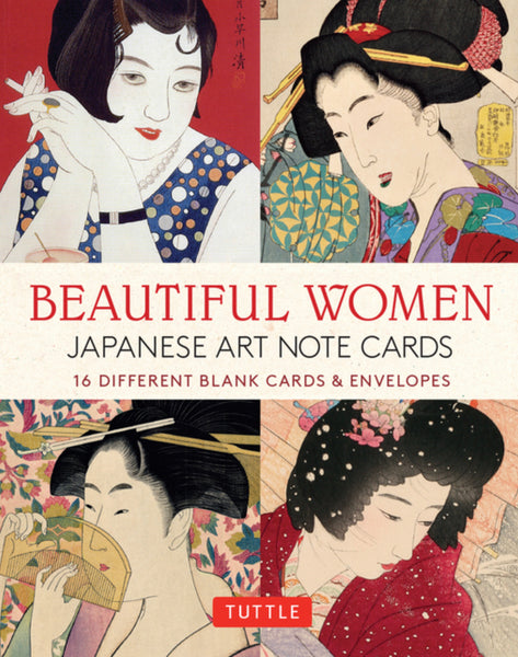 Women in Japanese Art Note Cards