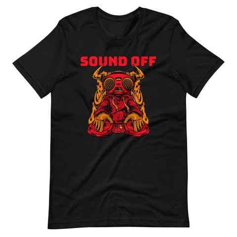 Sound Off T-Shirt