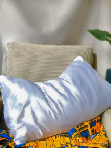 Bonolo Collection-Pearl Satin Standard Pillow Set