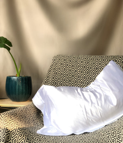 Bonolo Collection - Pearl Satin Oxford Pillow Case Set