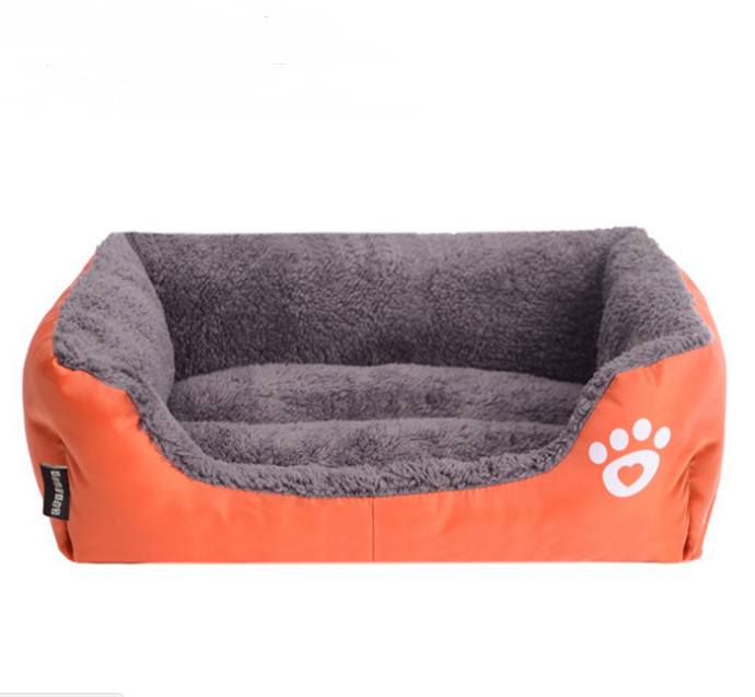 Warming Pet Bed For Cats or Dogs - BEKONZ LLC