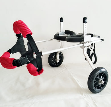 Adjustable Wheelchair for Handicapped Hind Legs Dog - BEKONZ LLC