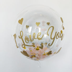 Led Balloon Transparent