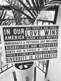In our America, love wins.