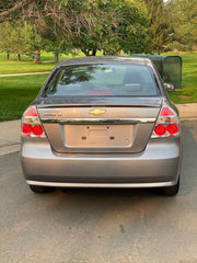 2011 Chevy Aveo Excellent Condition