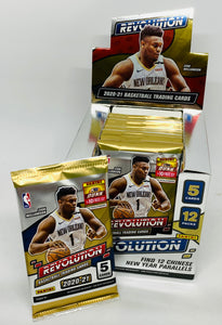 2020/21 Revolution CNY NBA PACK (Max 3 Packs)