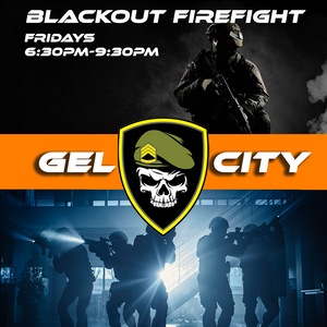 FRIDAY NIGHT FIREFIGHT!!
