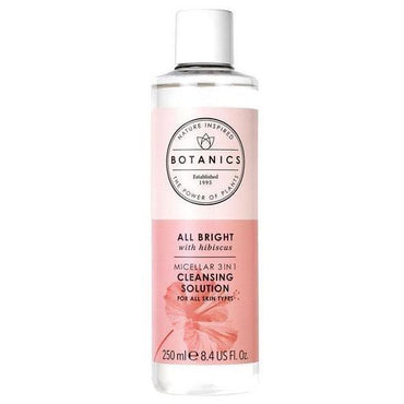 Botanics All Bright Micellar Cleansing Solution 250 ml