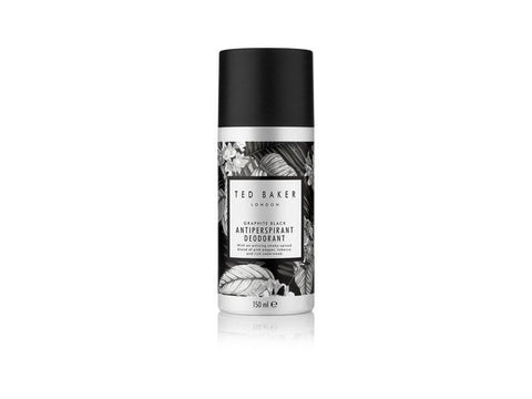 Ted Baker Antiperspirant Deodorant Graphite Black 150ml