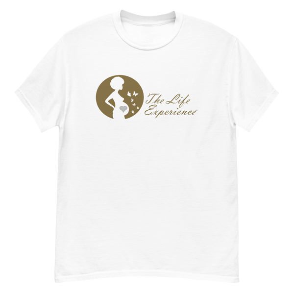 The Life Experience®  T-SHIRT (White)